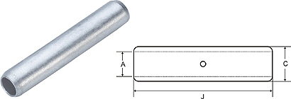Aluminium Cable Joint