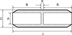 Cable Joint Solid Barrier