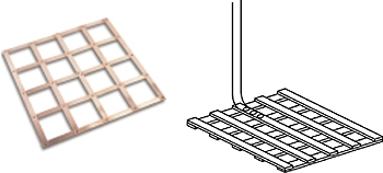 Earthing Lattice