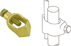 Rod Cable Clamp