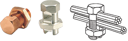 Split Bolt Connector