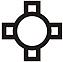circular_junction_box_intersection_4_way